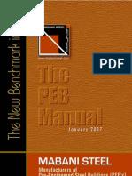 Mabani Technical Manual