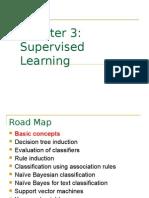 CS583 Supervised Learning