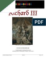 Richard III- Study Guide