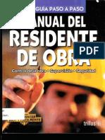 20 Manual Del Residente de Obra