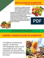 Confer en CIA - Higiene y Manipulacion de Alimentos -Jasem