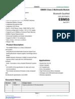 EBM55 Spec1v00