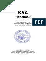 Fed KSA Handbook