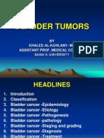 Bladder Tumors