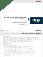 Q3 2011 - Network Research Webinar