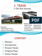 Maglev Train Ppt 1