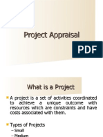 Lecture Project Appraisal 78954