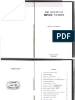 The Concept of a Hindu Nation