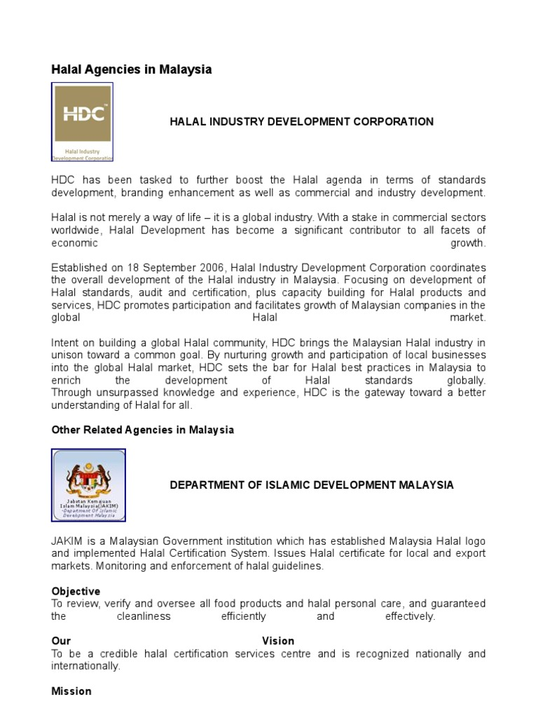 Halal Note Small And Medium Sized Enterprises Business