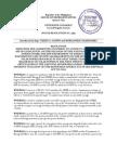 HR 1796 - Inquiry on 50 Megawatt Cap on Solar Power by NREB