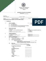 HSR form