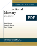 Transactional Memory 2nd Edition