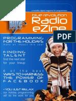 Radio e-Zine - Issue 36 (Sample Edition)