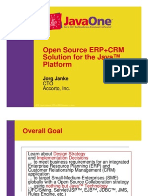 ERP Open Source Compiere Demo CRM | Application Programming