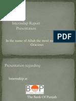 Bop Presentation