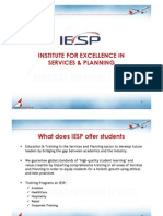 Aviation and Healthcare Courses at Institute for Excellence in Services and Planning (IESP), India