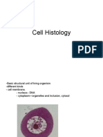Cell Histology