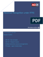 IFRS Revenue Recognition