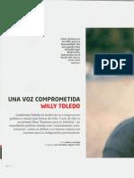 Entrevista a Willy Toledo