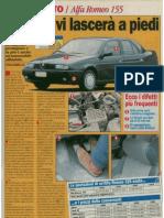 Alfa Romeo 155 - Guida All'Usato