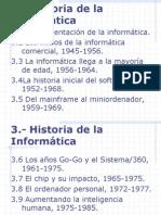 Tema 3.- Historia de la Informática