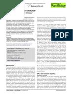 2010 - Ubiquitination in Plant Immunity