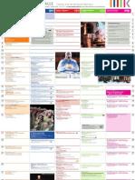 Spielplan 2012