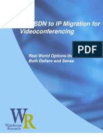Whitepaper ISDN to IP Migration for Videoconferencing