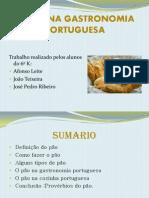 o Pao Na Gastronomia Portuguesa afonso Joao e Jose Pedro