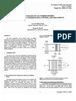 Inlet Fogging of Gas Turbine Engines