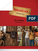 2011 Tasco Catalog