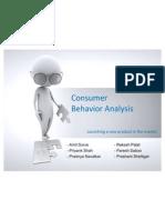 Consumer Behaviour Final Version