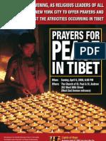 Ti Bet Interfaith Event