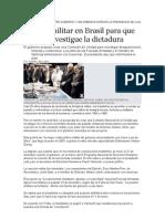 El Mayor Incidente Entre Gobierno y Uniform a Dos Durante La cia de Lula Da Silva