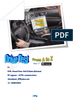 Drive Test From a to Z (Part 1)