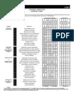 Cob It Summary Table