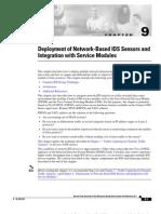 Cisco Deployment NIDS 9 M NIDS