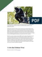 A Arte das Estátuas