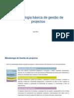 Metodologia de Gesto de Projectos 29581