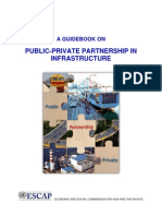 A Guidebook on Public-Private Partnership in Infrastructure
