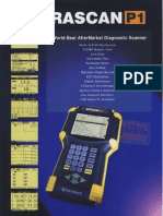 Ultrascan P1 Brochure
