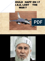 Que Pasaria Si USA Pierde La Guerra