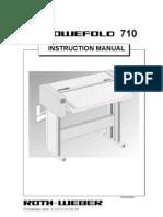 User Manual710