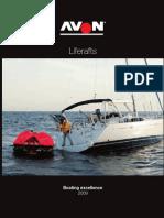 Avon Catalogue Liferaft 2009
