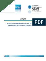 6 (1) modelos organizacionales