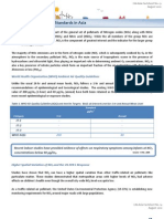 13 NO2 Standards in Asia Factsheet 26 Aug 2010
