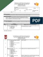 CCPT (Programa de Asignatura
