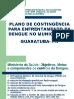 Plano cia Da Dengue