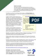 A história do IR no Brasil e no mundo