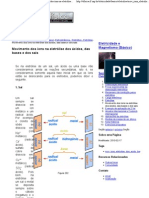 Eletricidade e Magnetismo _(Básico_) _ Movimento dos íons na eletrólise dos ácidos, das bases e dos sais _ e-física